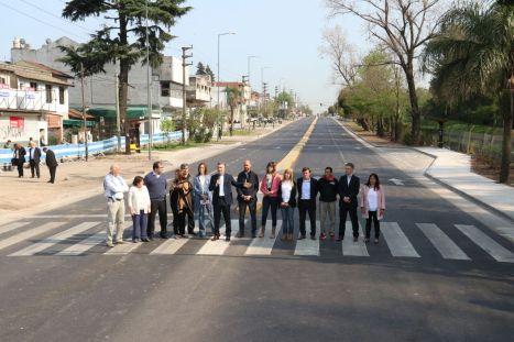 Inauguración del primer tramo de Ruta 8, en San Miguel (1)
