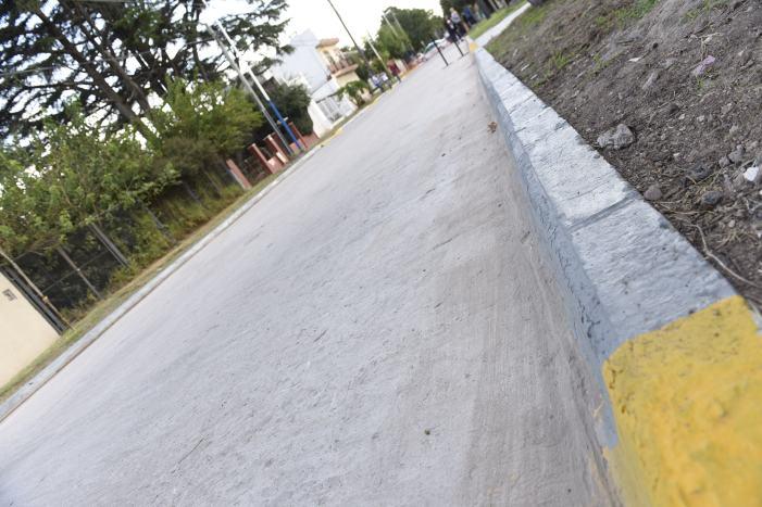 pavimento barrio guadalupe