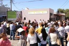 Presentación de obras en el Centro de Salud Ana Teresa Barthalot